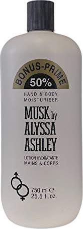 Alyssa Ashley Musk Body Lotion 750ml -- via Amazon Partnerprogramm