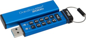Kingston DataTraveler 2000 8GB, USB-A 3.0 (DT2000/8GB)