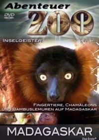 Abenteuer Zoo - Madagaskar (DVD)