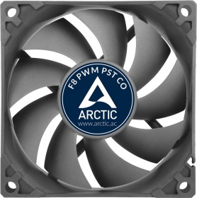 Arctic F8 PWM PST CO, 80mm (AFACO-080PC-GBA01)