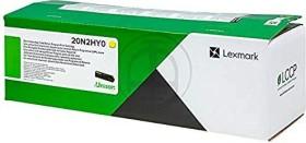 Lexmark Return Toner 20N2HY0 gelb hohe Kapazität (20N2HY0)