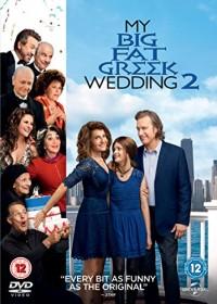 My Big Fat Greek Wedding 2 (DVD) (UK)