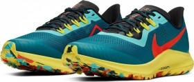Nike Air Zoom Pegasus 36 Trail geode teal/black/chrome yellow/bright crimson (Damen) (AR5676-301)