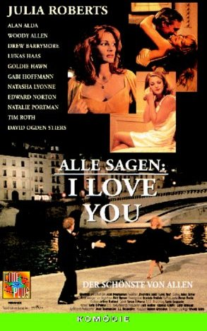 Alle sagen: I Love You -- via Amazon Partnerprogramm