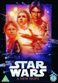 Star Wars - Episode 4: A New Hope (DVD) (UK)