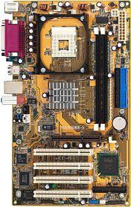 ASUS P4B533-X, i845E [DDR]