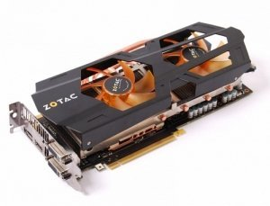 Zotac GeForce GTX 670 AMP! Edition, 2GB GDDR5, 2x DVI, HDMI, DisplayPort (ZT-60302-10P)