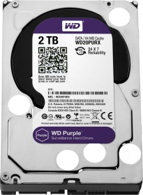 Western Digital WD Purple 3TB, SATA 6Gb/s (WD30PURX)