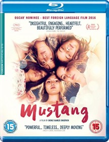 Mustang (UK) (Blu-ray)