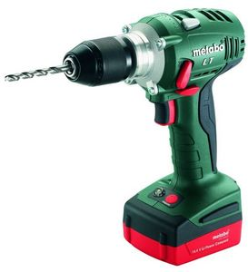 Metabo BS 14.4LT-impulse cordless screw driller incl. case + 2 Batteries 2.6Ah (6.02137.50)