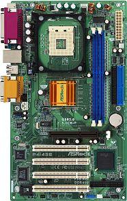 ASRock P4I45E, i845E (DDR)