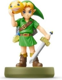 Nintendo amiibo Figur The Legend of Zelda Collection Majora's Mask Link (Switch/WiiU/3DS)