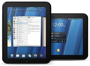 HP Touchpad Wi-Fi 32GB (FB368UA)