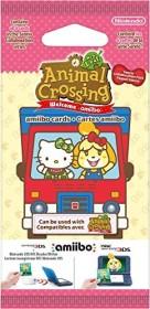 Nintendo amiibo-cards package - Animal Crossing Welcome amiibo Sanrio (switch/WiiU/3DS)