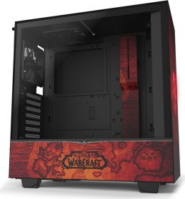NZXT H510 Horde, CRFT 05, Glasfenster (CA-H510B-WH)