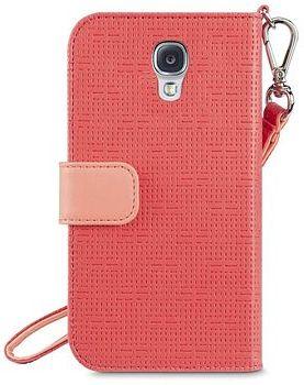 Belkin Sartorial Wristlet für Galaxy S4 rosa (F8M561btC01)