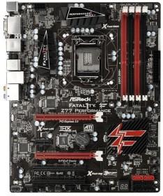 ASRock Fatal1ty Z77 Performance (90-MXGKZ0-A0UAYZ)