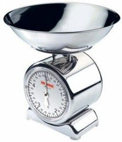 Soehnle Silvia mechanical mixingbowl scale (65003)