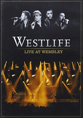 Westlife - Live At Wembley -- via Amazon Partnerprogramm