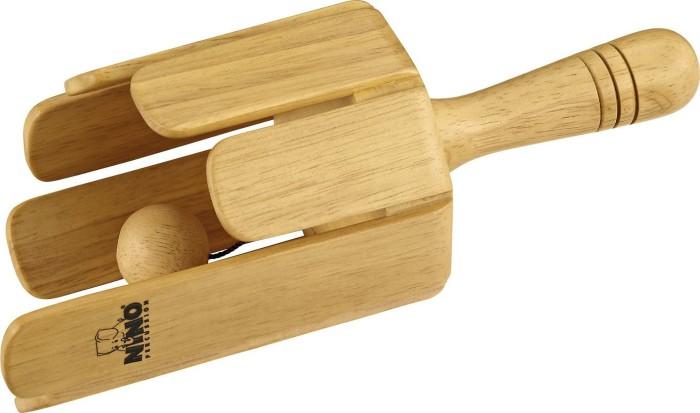 Nino NINO557 Holz Ballrührtrommel
