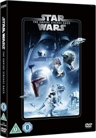 Star Wars - Episode 5: The Empire Strikes Back (DVD) (UK)