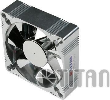 Titan TFD-A8025M12C z aluminiowy rama, 80mm