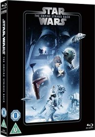 Star Wars - Episode 5: The Empire Strikes Back (Blu-ray) (UK)