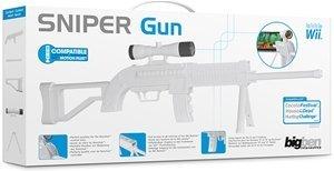 BigBen Sniper Gun, weiß (Wii) (BB282856)
