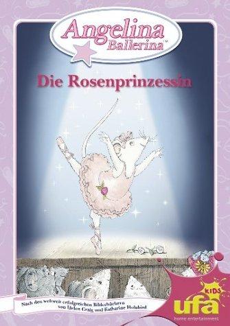 Angelina Ballerina 1 - Die Rosenprinzessin -- via Amazon Partnerprogramm