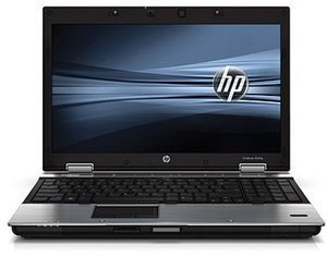 HP EliteBook 8540p, Core i5-540M, 4GB RAM, 320GB, WXGA (WD919EA)