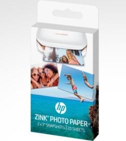 "HP ZINK 2x3"" Photo Paper, 20 Blatt (W4Z13A)"