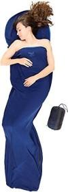Salewa microfleece ZIP Silverized sleeping bag