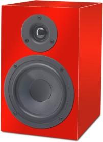 Pro-Ject Speaker Box 5 rot, Paar