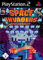 Space Invaders - Anniversary (deutsch) (PS2) (PS2-188)