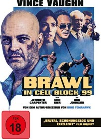 Brawl in Cell Block 99 (DVD)