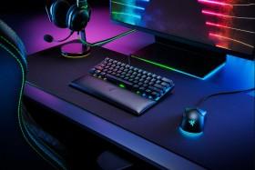 Razer Razer Ergonomic Wrist rest for mini Keyboards, palm rest for mini-Keyboards, black (RC21-01720100-R3M1)
