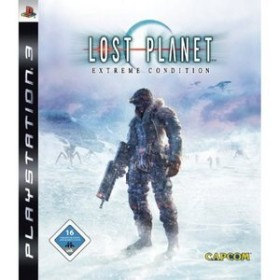 Lost Planet - Extreme Condition (PS3)
