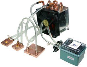 Aucma CoolRiver Wasserkühlungs-Komplettset