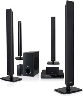 LG Electronics HT805TH black