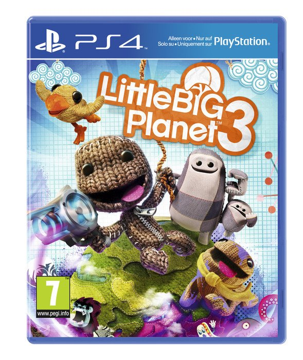 Little Big Planet 3 (deutsch) (PS4)