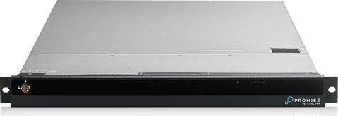 Promise Vess Black A6120-MS 16TB, 2x Gb LAN, 1HE (F40A61200000018)