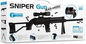 BigBen Sniper Gun, black (Wii) (BB 283242)
