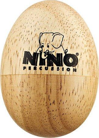 Nino NINO562 Wood Egg Shaker