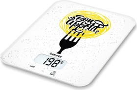 Beurer KS 19 Bon Appetit Elektronische Küchenwaage