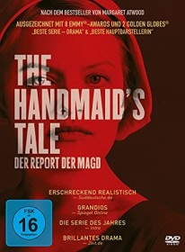 The Handmaid's Tale - Der Report der Magd Season 1 (DVD)