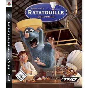 Ratatouille (English) (PS3)