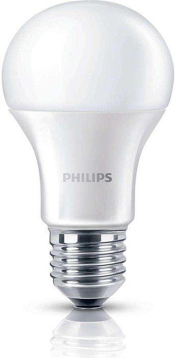 philips led birne e27 9 5w 827 dimmbar 478714 00 ab 8. Black Bedroom Furniture Sets. Home Design Ideas
