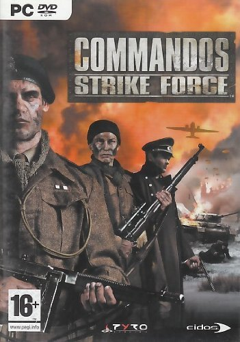 Commandos: Strike Force (deutsch) (PC) -- via Amazon Partnerprogramm