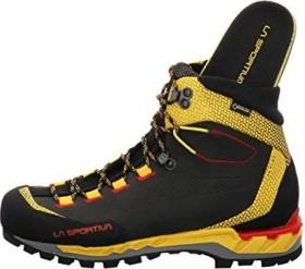 La Sportiva Trango Tech Leather GTX schwarz/gelb (Herren)