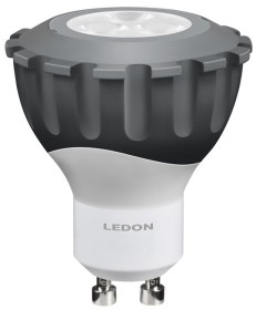 Ledon LED-Lampe Reflektor 4W GU10 MR16 35° (28000170)